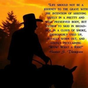 Cowboy lament
